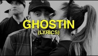 Ghostin – Ariana Grande